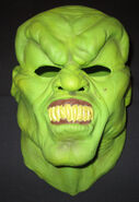1996 latex TV-style Haunted Mask front