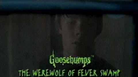 Goosebumps Werewolf Of Fever Swamp Trailer