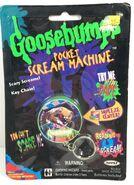 Cuddle Pocket Scream Machine front