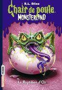 Chair de Poule Monsterland - Le Reptilien dOz