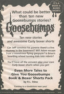 Book and Boxer Shorts Pack Even More Tales 3 bookad from OS43 1stpr 1996