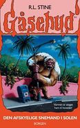 The Abominable Snowman of Pasadena - Danish Cover - Den afskyelige snemand i solen