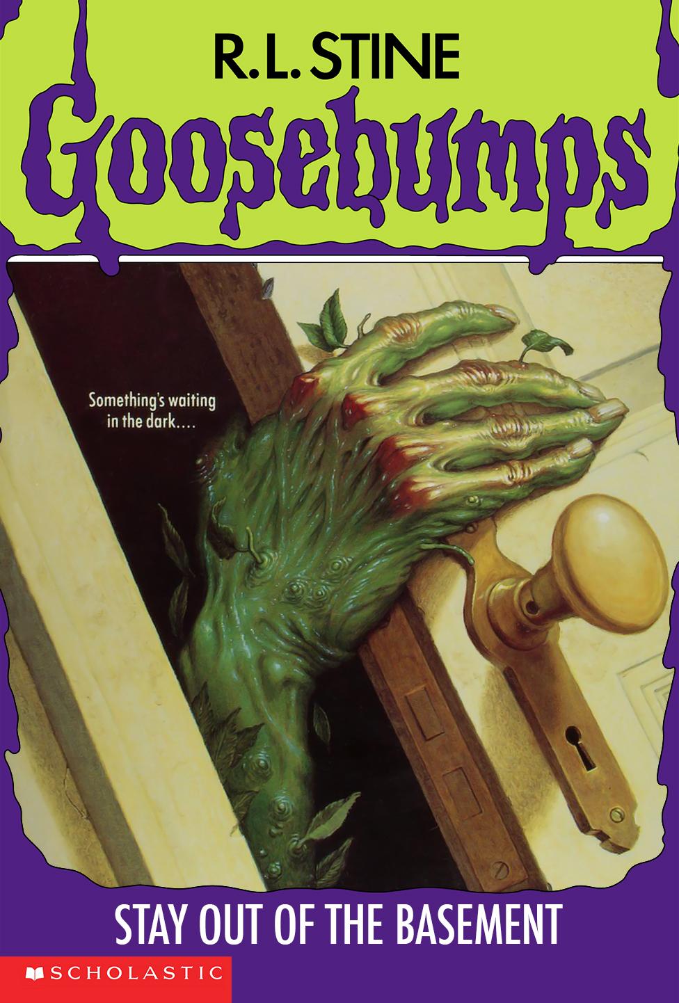 Stay Out Of The Basement Goosebumps Wiki Fandom