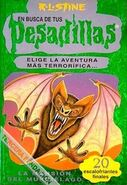 Trapped in Bat Wing Hall - Spanish Cover - La mansión del murciélago