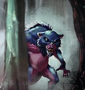 Goosebumos HorrorTown Beast