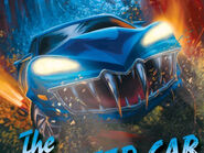 The Haunted Car (character) - The Haunted Car (2015 cover)