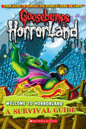 Welcome to HorrorLand Alt Cover