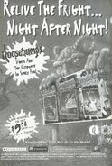 Videos Ultimate Relive the Fright bookad from LoS SitN 1998