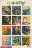1996 Fan Club sticker sheet