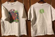 Mummy Khor-Ru skateboard Pepsi promo t-shirt f+b