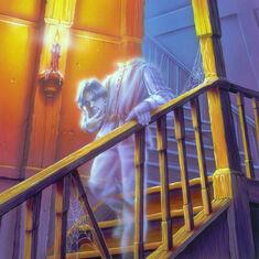 The Headless Ghost - artwork