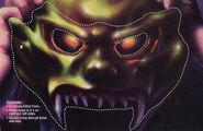 Goosebumps 11 The Haunted Mask free halloween mask