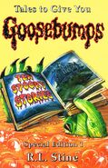 Tales to Give You Goosebumps - UK Cover