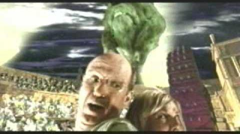 Goosebumps Escape from Horrorland (1996) FMV PC game trailer-0