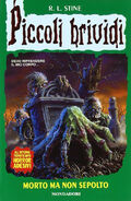 Attack of the Graveyard Ghouls - Italian Cover (Ver 1)