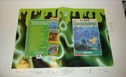 22 Ghost Beach 1994 paper book cover
