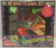 Back to Ghoul Set w Mud Monster Fat Book