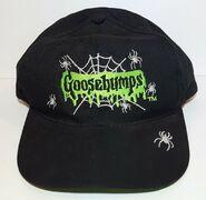 Goosebumps Spider Spiderweb hat 1995 Annco