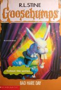 OS 41 Bad Hare Day Australian cover