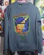 10 Ghost Next Door Knock Knock Whos There Sweatshirt
