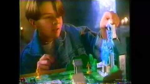Goosebumps Terror in the Graveyard Board Game Commercial (1996)
