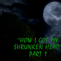 How I Got My Shrunken Head/TV episode