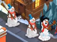 Snowman spawn
