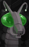 Mantis in-game