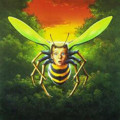 Why I'm Afraid of Bees - artwork