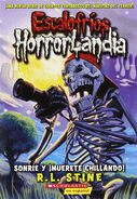 Say Cheese - And Die Screaming! - Spanish Cover