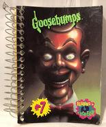 07 Night Living Dummy mini notebook