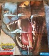 Fan Club 2000 Scary Poster
