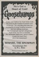 OS 51 Beware the Snowman bookad from OS50
