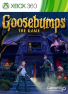 Goosebumps the game Xbox360
