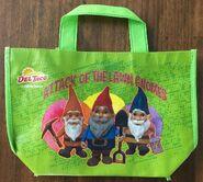 Lawn Gnomes 2015 Del Taco bag