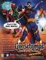 Attack of Mutant CD game print ad Fox Kids Mag Autumn 1997