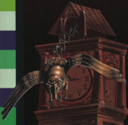 Cuckoo Clock - French Cover Art