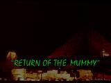 Return of the Mummy/TV episode