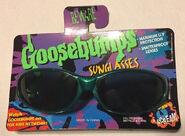 Goosebumps green Sunglasses in pkg Cool-Ray