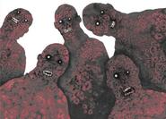 Mud Monsters Group - Korean Artwork