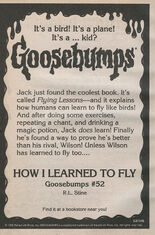OS 52 How I Learned to Fly bookad from OS51