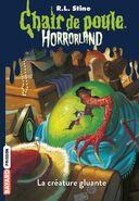 Chair de Poule Horrorland 07 La Créature Gluante (Version 2)