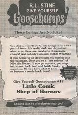 GYG 17 Little Comic Shop Horrors from OS54 1stpr 1997