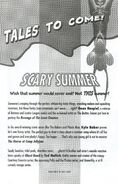 Graphix 3 Scary Summer bookad from Graphix 1 2006