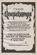 OS 20 Scarecrow Walks at Midnight bookad from OS19