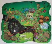 Game Board 1996 Horrorland