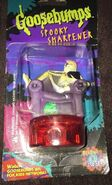 Curly Spooky Sharpener in pkg