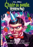 Chair de Poule Horrorland 18 Un Réveillon avec Monsieur Méchant-Garçon (Version 2)