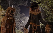 Goosebumps 2 Scarecrow Couple