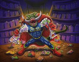 Little Comic Shop of Horrors (Full Art)